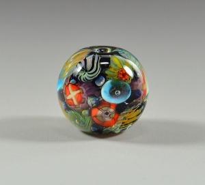 Deep Sea Reef - focal bead