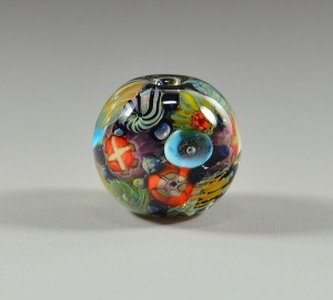 Deep Sea Reef - focal bead