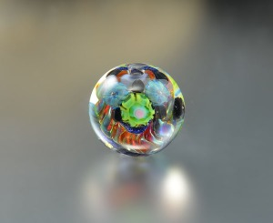 ABYSS - focal bead