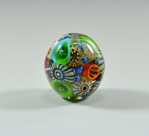 Encinitas Reef - focal bead