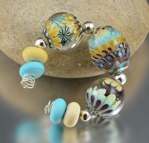 BEACHCOMBER - assorted bead collection