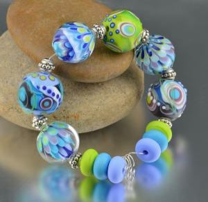 SPRING MEADOW - bead collection