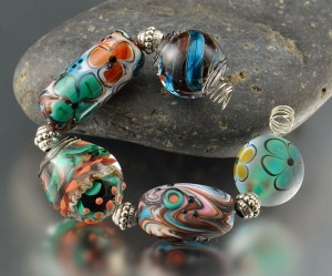 SUMMER WIND - assorted bead collection
