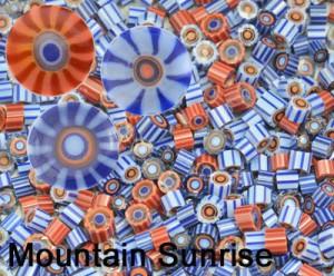 Mountain Sunrise Murrini