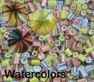 Watercolors Murrini