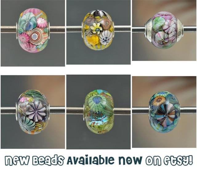 CCGlassArt Beads
