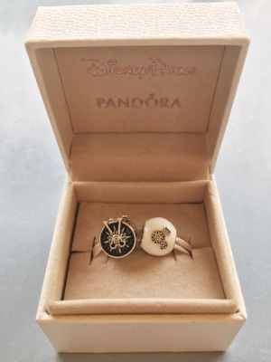 disney pandora beads, disneyland exclusive beads, charm bracelet beads, pandora beads